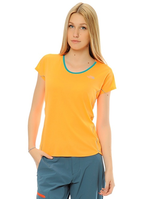 The North Face T-Shirt Oranj